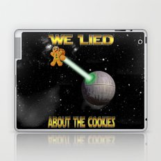 Death Cookies Laptop & iPad Skin
