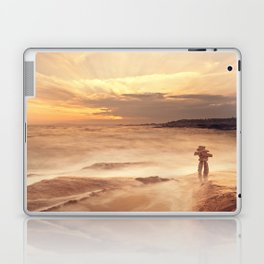 Inuksuk Seascape Laptop & iPad Skin