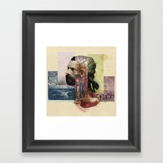 Kashtisha Framed Art Print