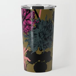 Flower Bomb Travel Mug