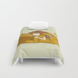 Wild Friendship Comforters