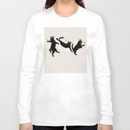 Ninja Cats I. Long Sleeve T-shirt