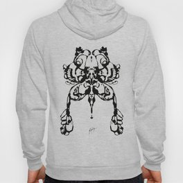 Mapping the Internal Landscape Hoody