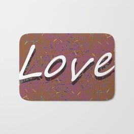 Love Bath Mat