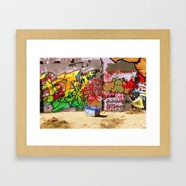 Dustbowl Framed Art Print