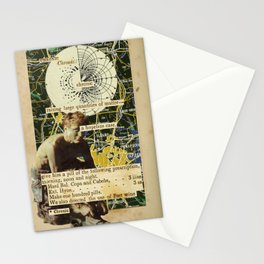 128 chronic Stationery Cards