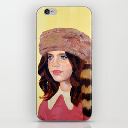 Suzy Has a Plan iPhone Skin