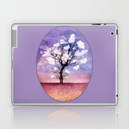 ATMOSPHERIC TREE - Pick me a cloud II Laptop & iPad Skin