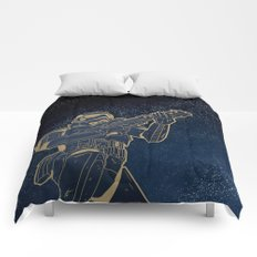 Star Wars Gold Edition Comforters