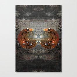 A Rusty Start Canvas Print