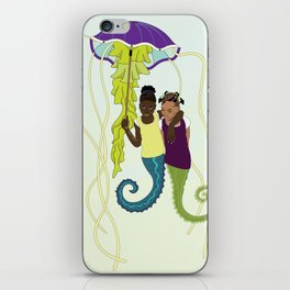 Aflan and Chaz iPhone Skin
