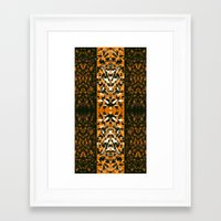 predator Framed Art Prints featuring Predator by Ornaart