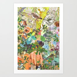 End of Propagation Art Print