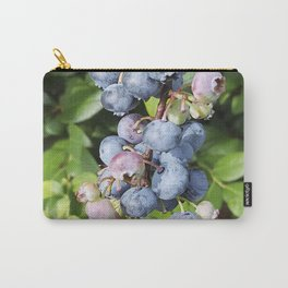 Ready to pick blueberries? Carry-All Pouch