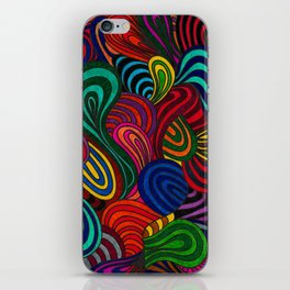 Waves of Freedom #Z iPhone Skin