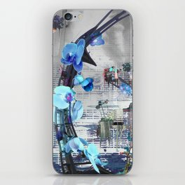 Urban growth iPhone Skin