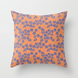 Delicate Collection Throw Pillow