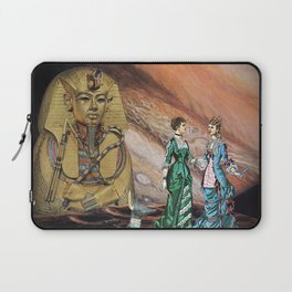 Friends of Anubis Laptop Sleeve