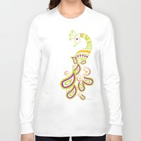 india Long Sleeve T-shirts featuring India by ASerpico Designs