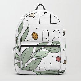 Plant Based Backpack