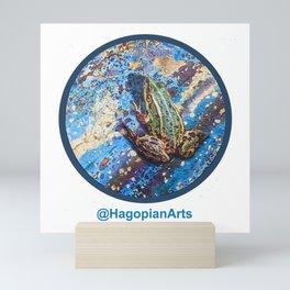 Eco Mural Project 4: Amphibians Mini Art Print