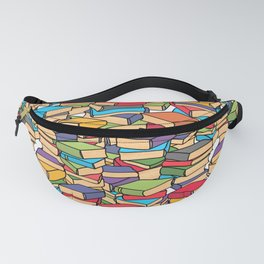 Maximalist Book Collector Fanny Pack