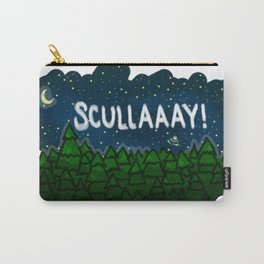Scullaaay Carry-All Pouch