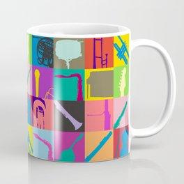 Pop Music Art Coffee Mug