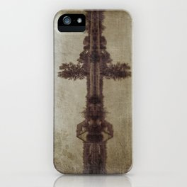 The old house on the lake iPhone Case