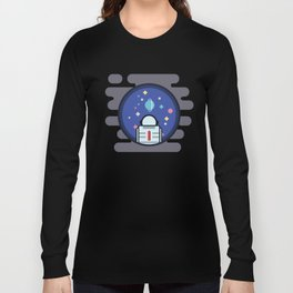 Spacey Long Sleeve T-shirt