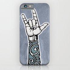 Double Rock Sleeve Slim Case iPhone 6s