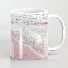 sea, sand and salt with full moon - coastal art Coffee Mug
