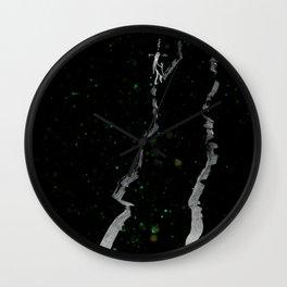 A Tarot of Ink Major Arcana IX The Hermit Wall Clock