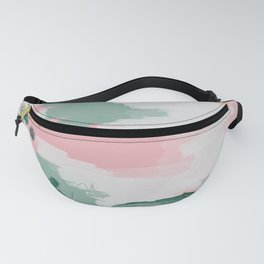 Pink In Abstract Fanny Pack