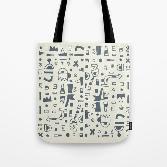 Pattern v10 Tote Bag
