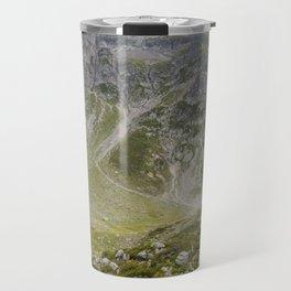 French Alps Travel Mug