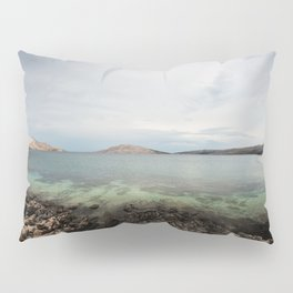 Under horizon Pillow Sham