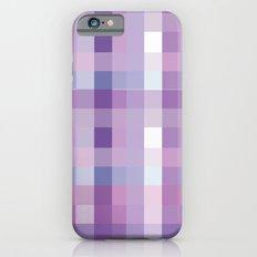 Pixelate Lavender Slim Case iPhone 6s