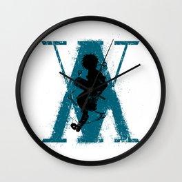 Hunter x Hunter Killua Wall Clock