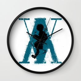 Hunter x Hunter Killua Wall Clock