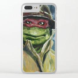 Raph Clear iPhone Case
