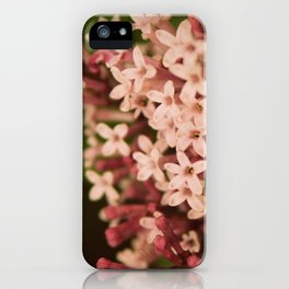 Sweet Lilac Breeze iPhone Case