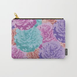 Peonies II Carry-All Pouch