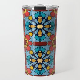 Morocco Mosaic Travel Mug
