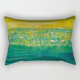 Oregon Has Currents Rectangular Pillow