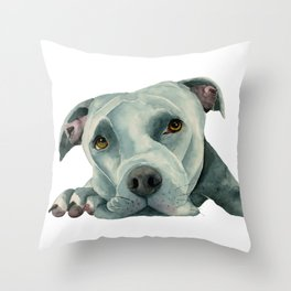 Big Ol' Head Throw Pillow