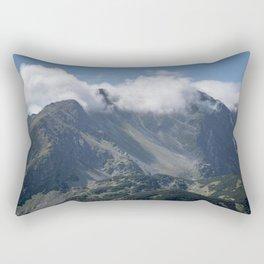 Tatra Mountains Rectangular Pillow