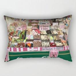 Candy Stand Rectangular Pillow