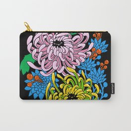chrysanthemum kids Carry-All Pouch
