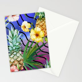 Tropical Space #4 Stationery Cards